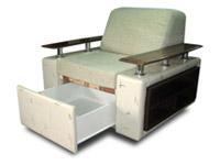 Кресло Фаворит (выдвижной короб)
