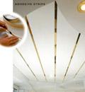Оригинальные элементы в дизайне потолка