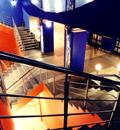 Дизайн помещения с использованием ярких панелей