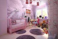 Как рационально и правильно обустроить детскую комнату